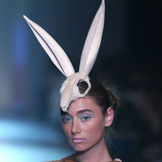 Models Get Animalistic at Melbourne Fashion Festival