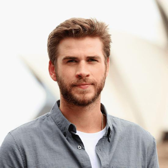 Liam Hemsworth Australia Photocall June 2016