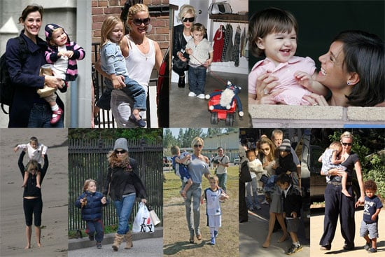 Who Is Your Favorite Celebrity Mom of 2007?