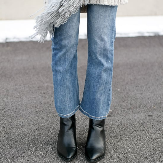 Ways to Wear Cropped Frayed Denim   Spring Style