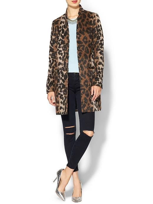 Piperlime Collection Leopard Coat