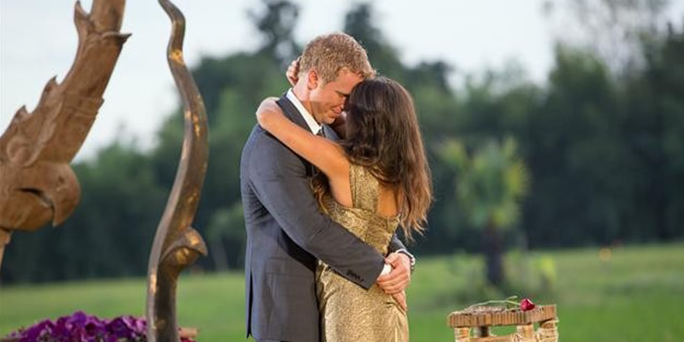 Video: Sean's Tropical Proposal on the Bachelor Finale, the Next Bachelorette Tears Up, and More!
