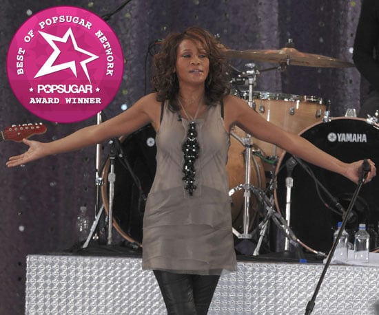 Whose Career Reached New Heights: Whitney Houston