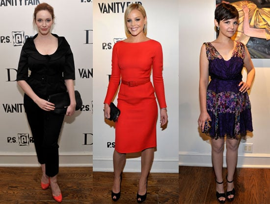 Photos of Abbie Cornish After Ryan Phillippe Breakup With Ginnifer Goodwin, Christina Hendricks 2010-03-02 12:30:00