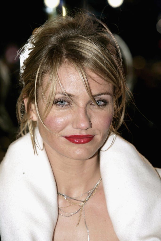 November 2005: Premiere of In Her Shoes