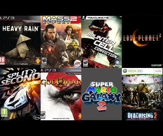 12 Video Games to Look Forward To in 2010