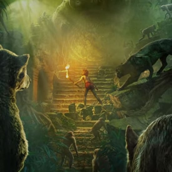 The Jungle Book Living Poster 2015