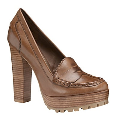 We fell for the cool lug-sole and the perfect price point.   Mia Nolen Platform Loafers ($59)