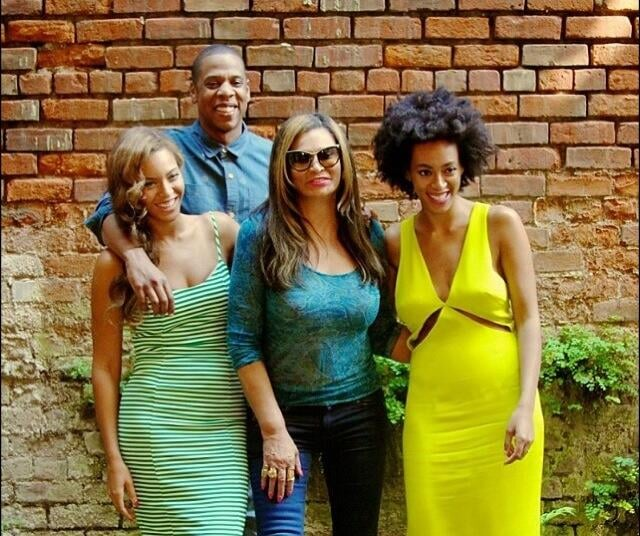 What Elevator Fight? Beyoncé, Jay Z, and Solange Reunite After Controversy