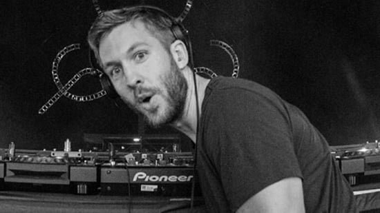 Calvin Harris Shares Shirtless Selfie After Refollowing Taylor Swift on Social Media