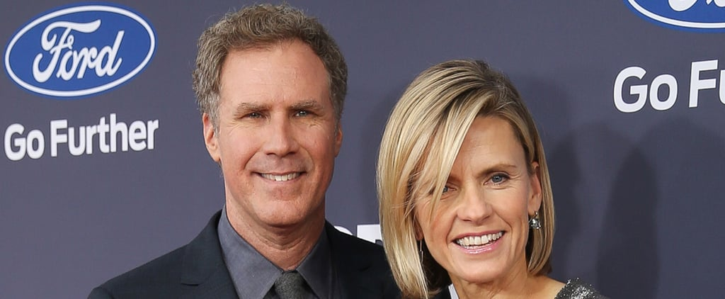 Will Ferrell Turns His Big Premiere Night Into a Sweet Family Affair