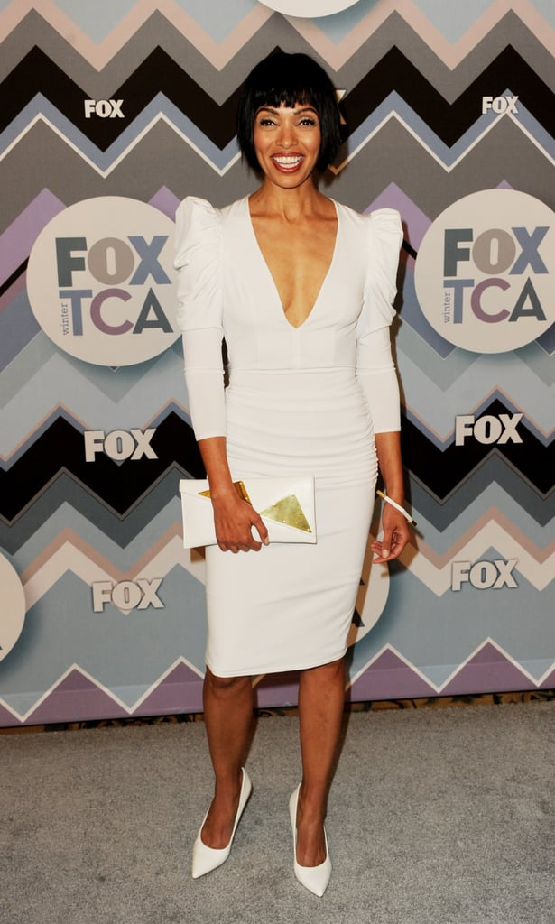 Tamara Taylor attended FOX All-Star Party.
