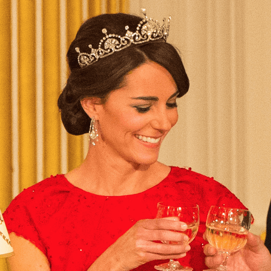 Kate Middleton's Updo Hairstyle | Fall 2015