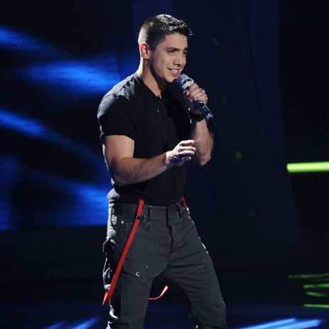 Stefano Langone Voted Off American Idol