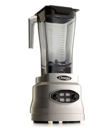 """My health-nut boyfriend loves making smoothies. I plan on gifting him with this amazing commercial-grade juicer so he can blend to his heart's desire."" — Chi Diem Chau, associate editor  Omega Commercial Juice Blender with Copolyester Container ($550)"