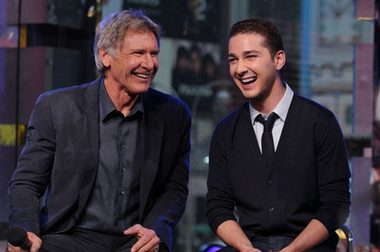 Shia LaBeouf and Harrison Ford May Star in Indiana Jones 5