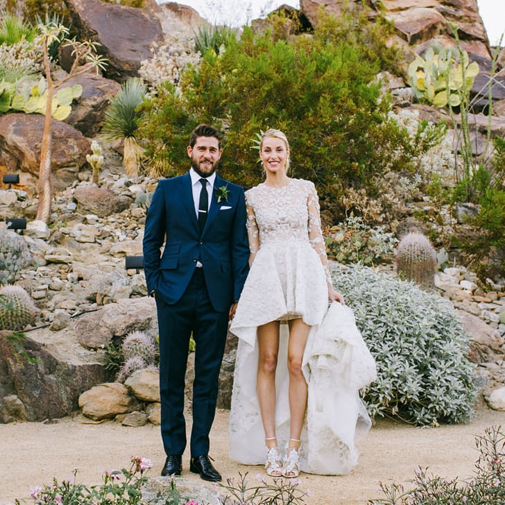 What Song Do Brides Walk Down The Aisle To: Whitney Port Wedding Pictures 2016