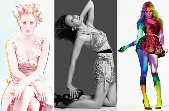 Photos Of Michelle Williams, Chloe Sevigny, Kylie Minogue and More From Another Magazine