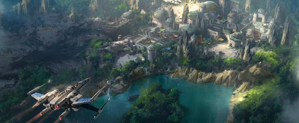 The Latest Details About Star Wars Land Will Leave You in Awe