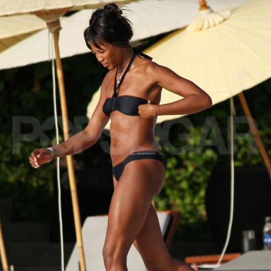 Pictures of Naomi Campbell in Bikini With Vladislav Doronin in Thailand