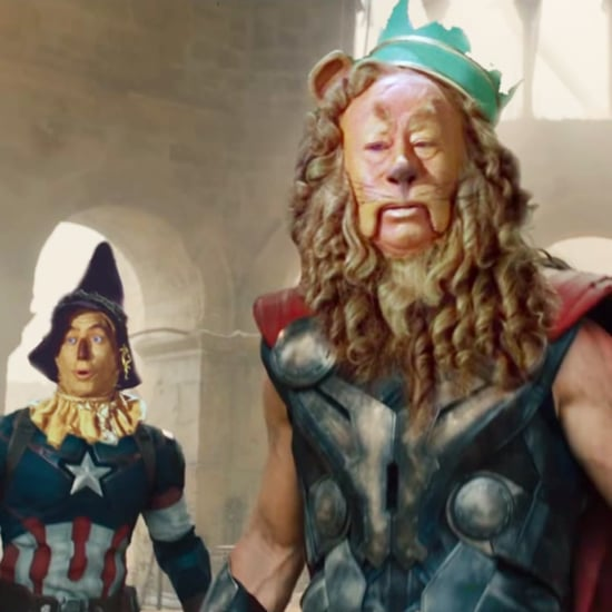 The Wizard of Oz/Avengers: Age of Ultron Mashup Video