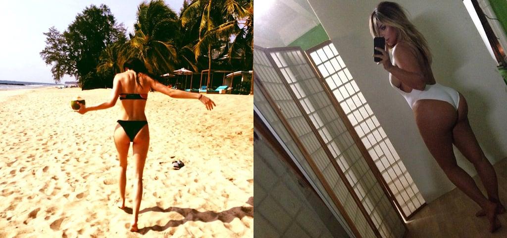 The From-Behind Bikini Shot