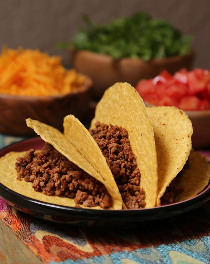 Tex-Mex Ground Beef Tacos | 25+ 1-Pan Dinners (Because ...