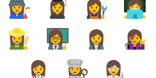 New Professional Women Emojis Are Coming, And They're Awesome