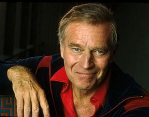 Charlton Heston died