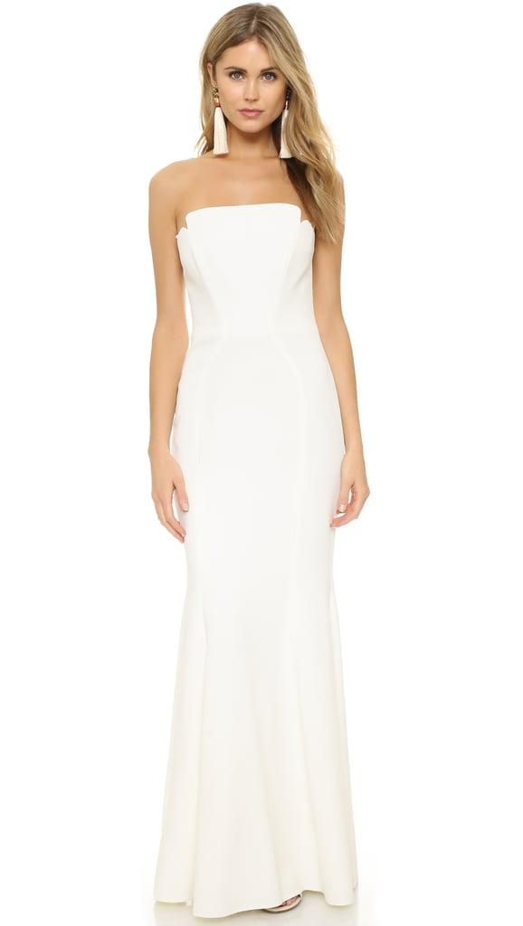 Jill Jill Stuart Strapless Dress ($398)