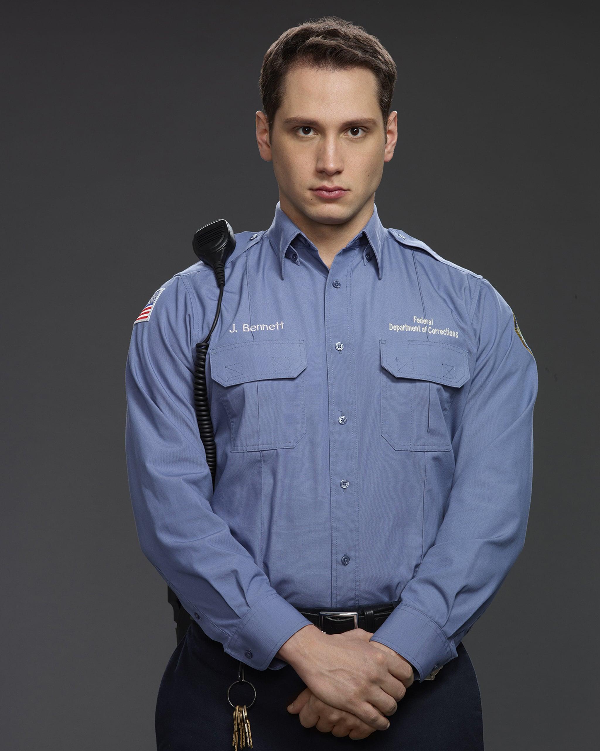 Matt McGorry as John Bennett