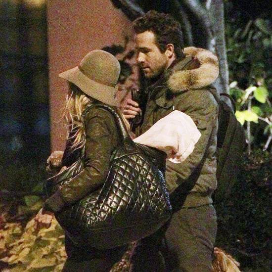 Ryan Reynolds and Blake Lively in Boston Pictures