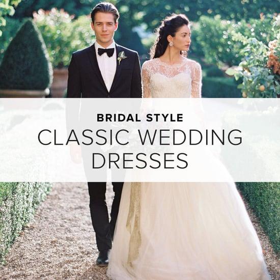 Classic Wedding Dresses   Shopping