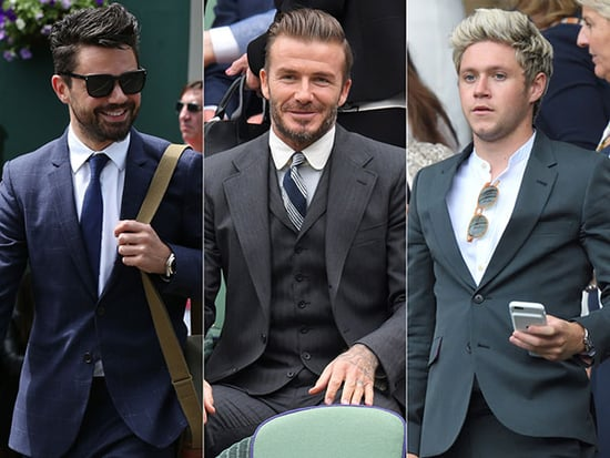 Wimbledon's Chic Cheering Crowd: The Best Star Style from the Tennis Tournament