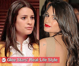 Glee Characters in Real Life, 10 New Braid Trends, Preventing Cakey Foundation, and More Stories