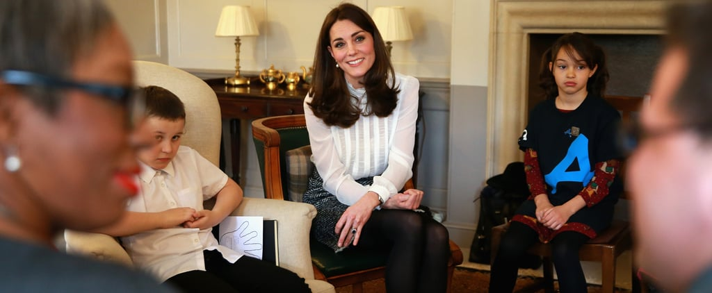 "Kate Middleton Really Has the Whole ""Editor"" Look Mastered"