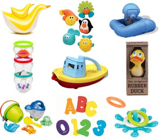 BPA-Free Bath Toys