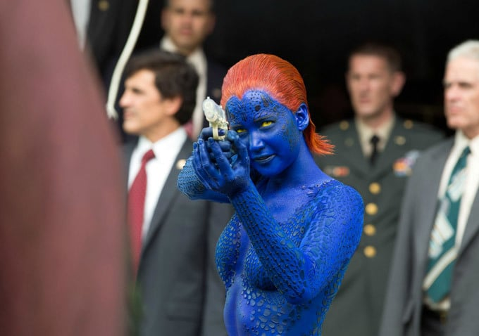 Mystique has you in her sights!