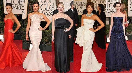 Golden Globe Awards: Best Dressed