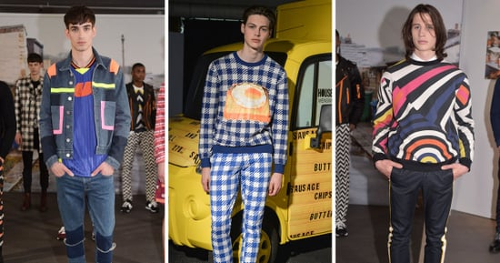 House of Holland's Spot-on Menswear Debut