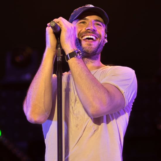 Sam Hunt at the Stagecoach Music Festival 2016
