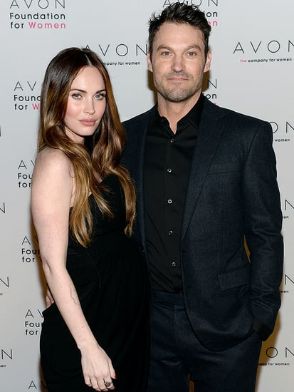 In Love - But Very Tired! Megan Fox and Brian Austin Green's Life with Newborn Son Journey
