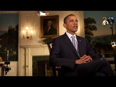 President Obama's It Gets Better Video