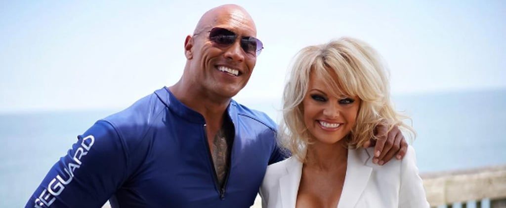 Pamela Anderson Joins the Baywatch Reboot — See the Rest of the Cast!