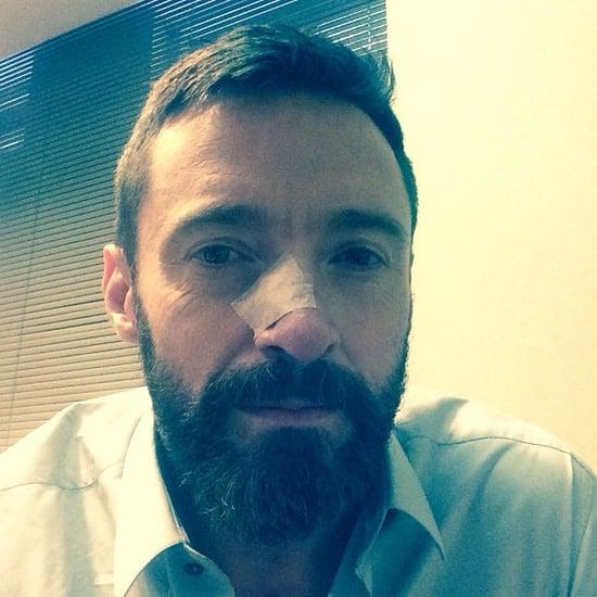 Hugh Jackman's Skin Cancer Treatment