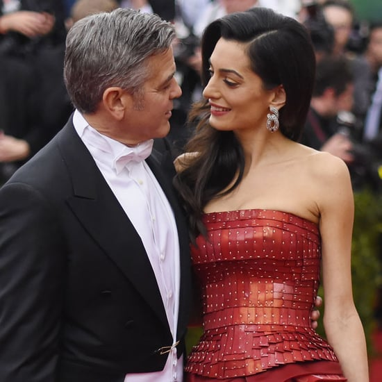 George Clooney Talks Marriage to Amal Alamuddin March 2016