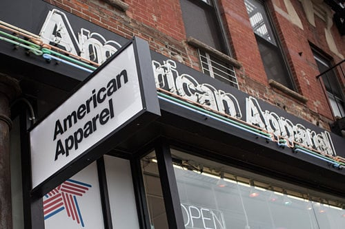 American Apparel's Comeback Plan; Babycore Is Rising