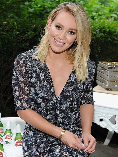 Hilary Duff on Son Luca's Current Loves: 'Snapchat Filters' and 'Creating Storylines'