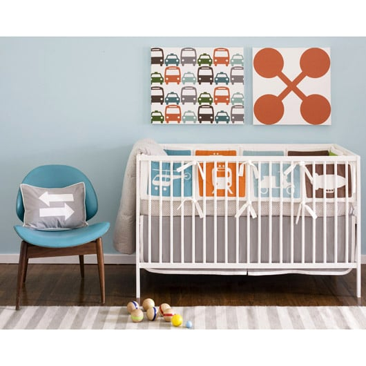 Mobile Baby Bedding