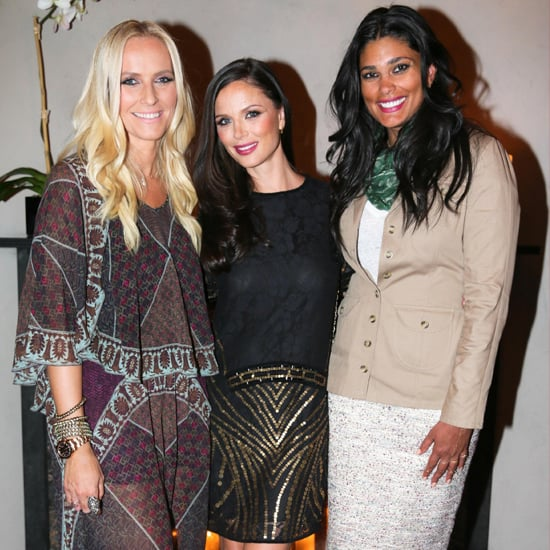 Models and Celebrities at Fashion Parties | Aug. 12, 2013